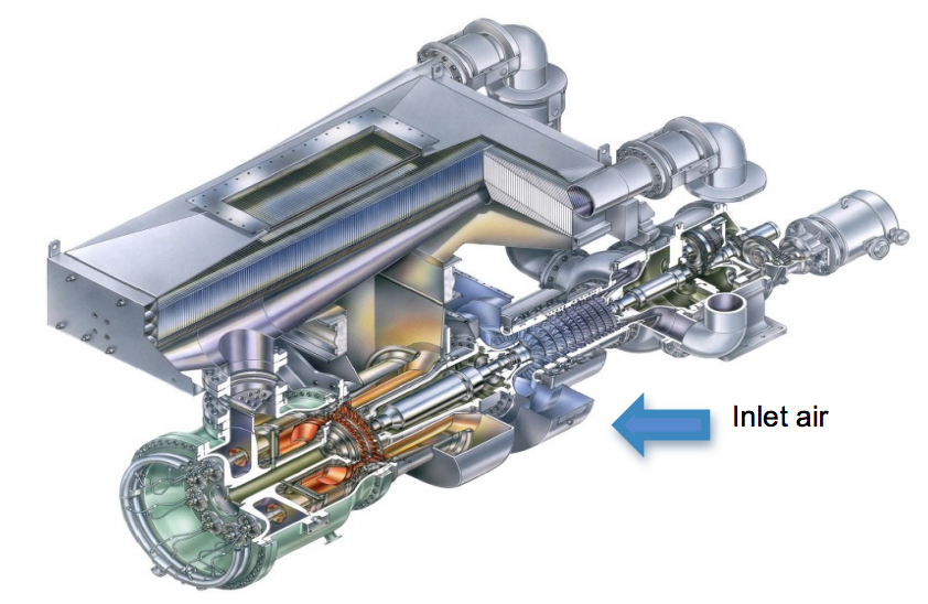 Solved: Introduction: The Solar Turbines Mercury 50 Gas-Tu