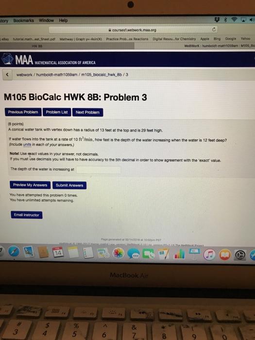 Solved: Tory Coursest.wvebwork.maa.org EBay Sheet Pdt Math ... on