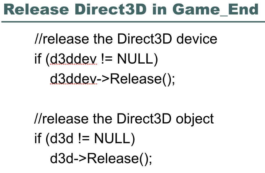 Write A Visual Studio Program In C++ Using DirectX