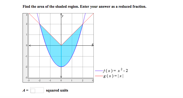 Enter Your Answer As A Reduced Fraction