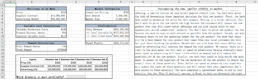 Task # Points Task Description Use The Scenario Ma... | Chegg.com