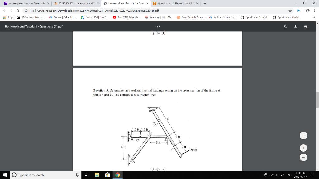 Solved: E Question No 1 Please Sho M 201 90530552 Homework