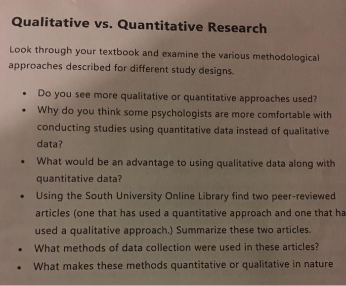 qualitative vs quantitative research questions