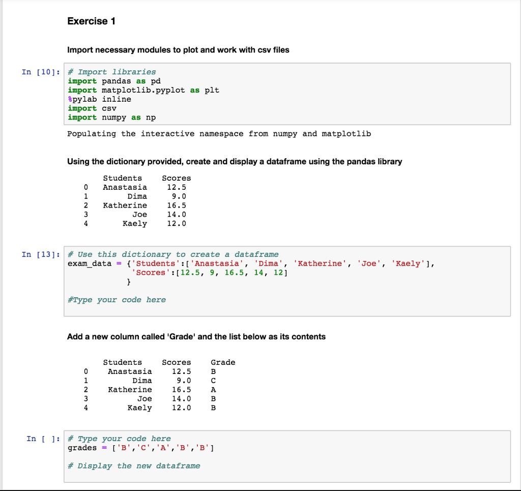 Csv To Dictionary Python Pandas