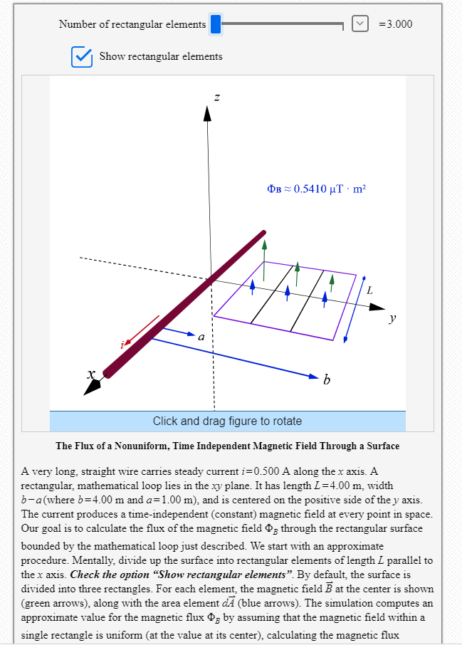 Interactive Exercises 30 01: Magnetic Flux As With