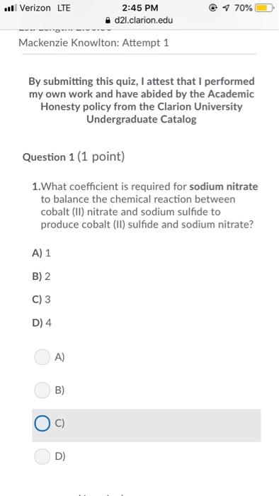 d2l clarion university