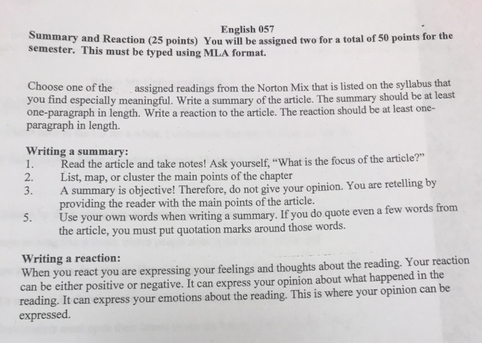 English 057 summary and reaction 25 points you w chegg english 057 summary and reaction 25 points you will be assigned two for a thecheapjerseys Images