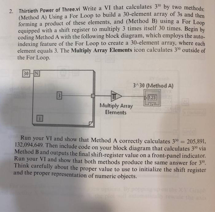 Solved: Labview Program In NI Software (National Instrumen