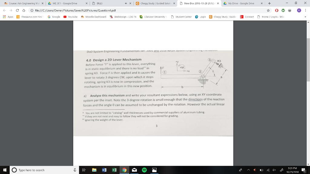 Th Course: Adv Engineering Ma X&ME 3C1-Google Driv