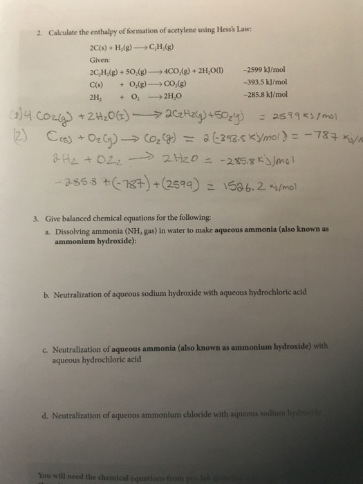 Solved: Enter A Balanced Equation For The Dissolution Of C