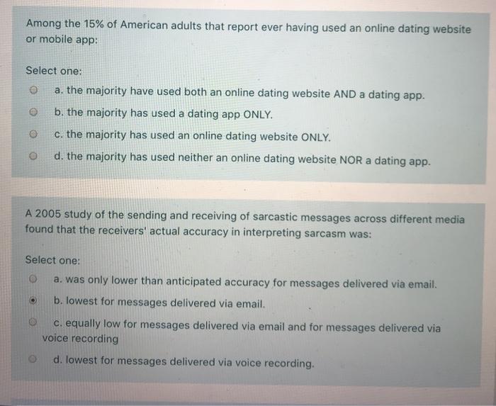 Ei dating sivusto toimii
