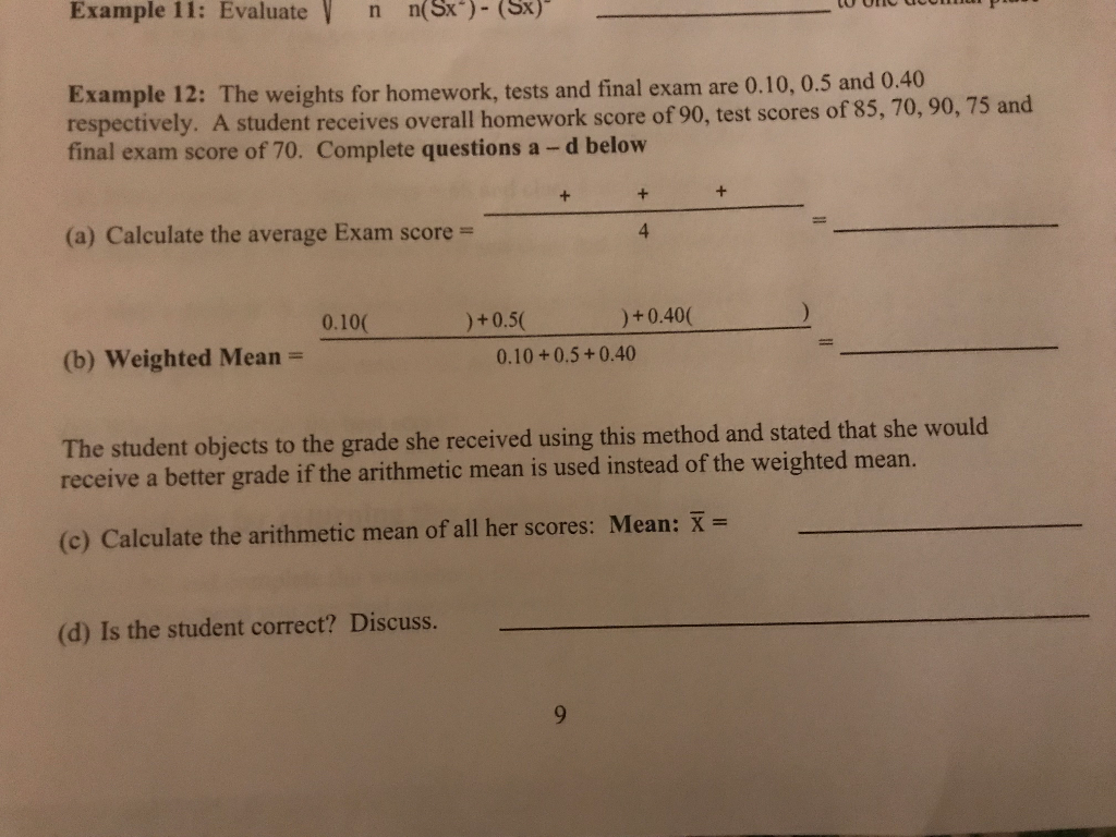Does homework help test scores