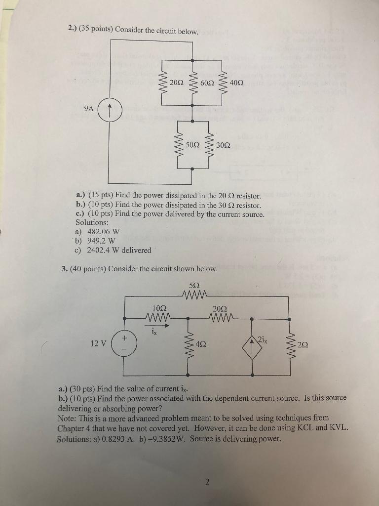 Advanced Circuit Techniques