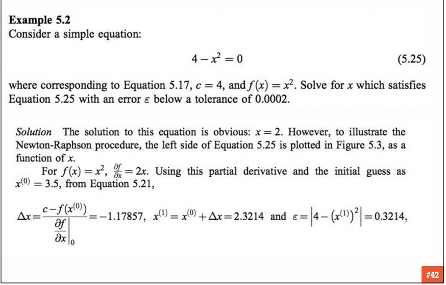 Solved: Consider The Following Equation: 27 - 3x3 = 0  Ass
