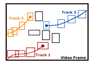 Multi-object Tracking Within Optical Video Is A Co