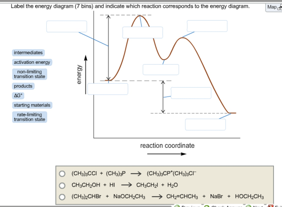 It's just a picture of Trust Label the Energy Diagram for a Two Step Reaction