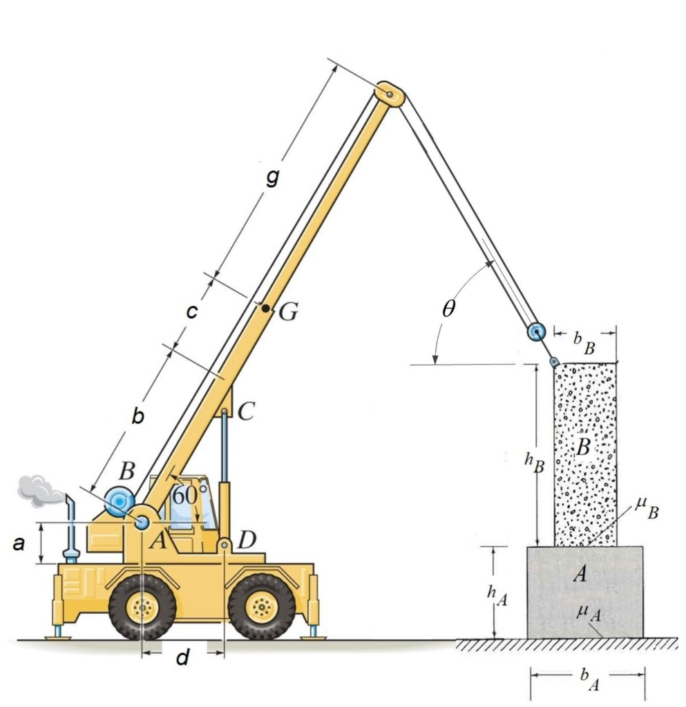 Solved Ο μΑ A Crane Is Used To Ilize Concrete Wal