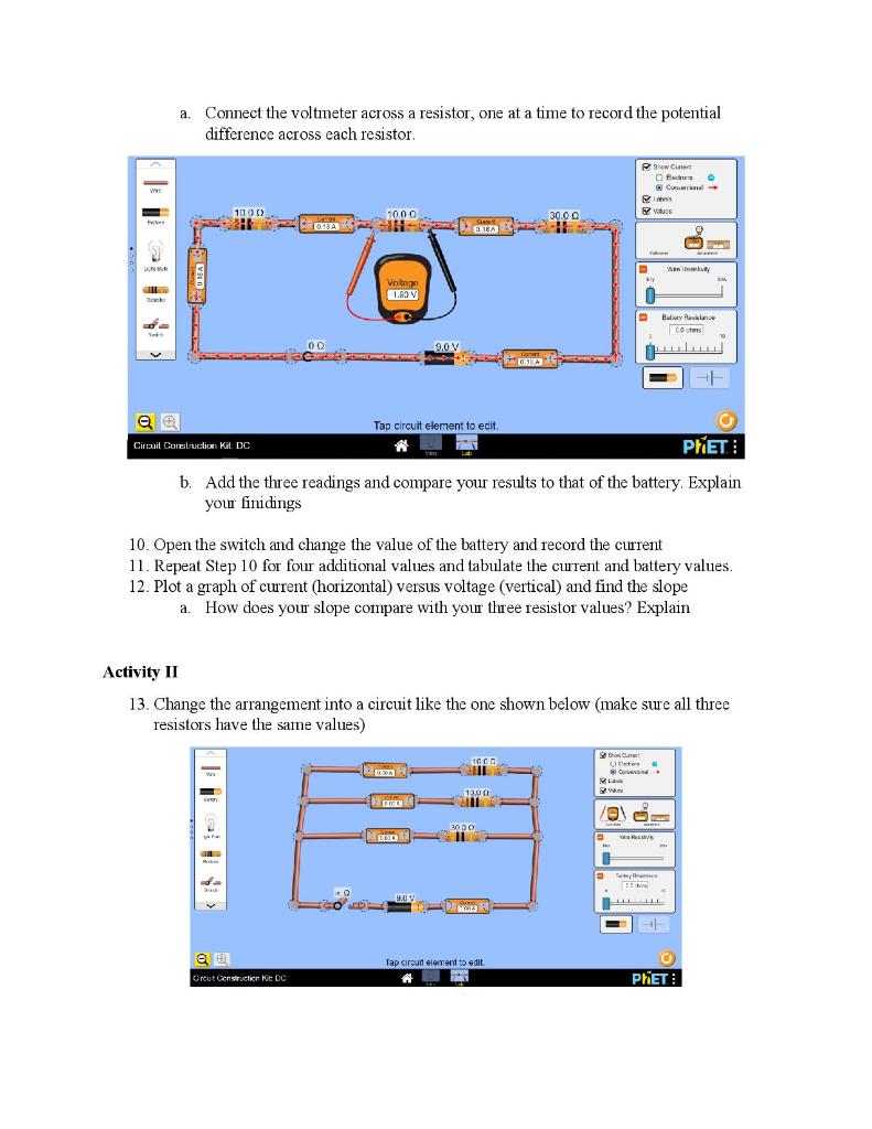 Experiment 5 Pre Lab 1 Open Phet Simulations And Chegg Com [ 1024 x 791 Pixel ]