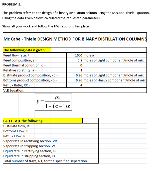 Solved Problem 1 This Problem Refers To The Design Of A