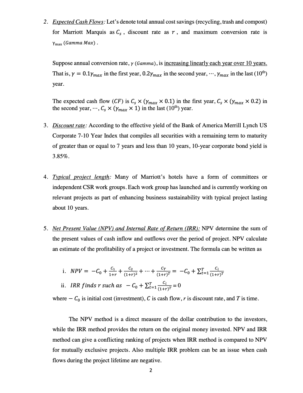 How Do I Write An Efficient Report On This, And An