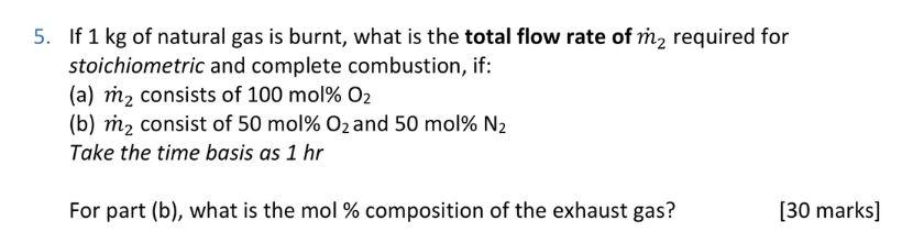 1 Hr Photo >> Process Description Mass Energy Balances On A H