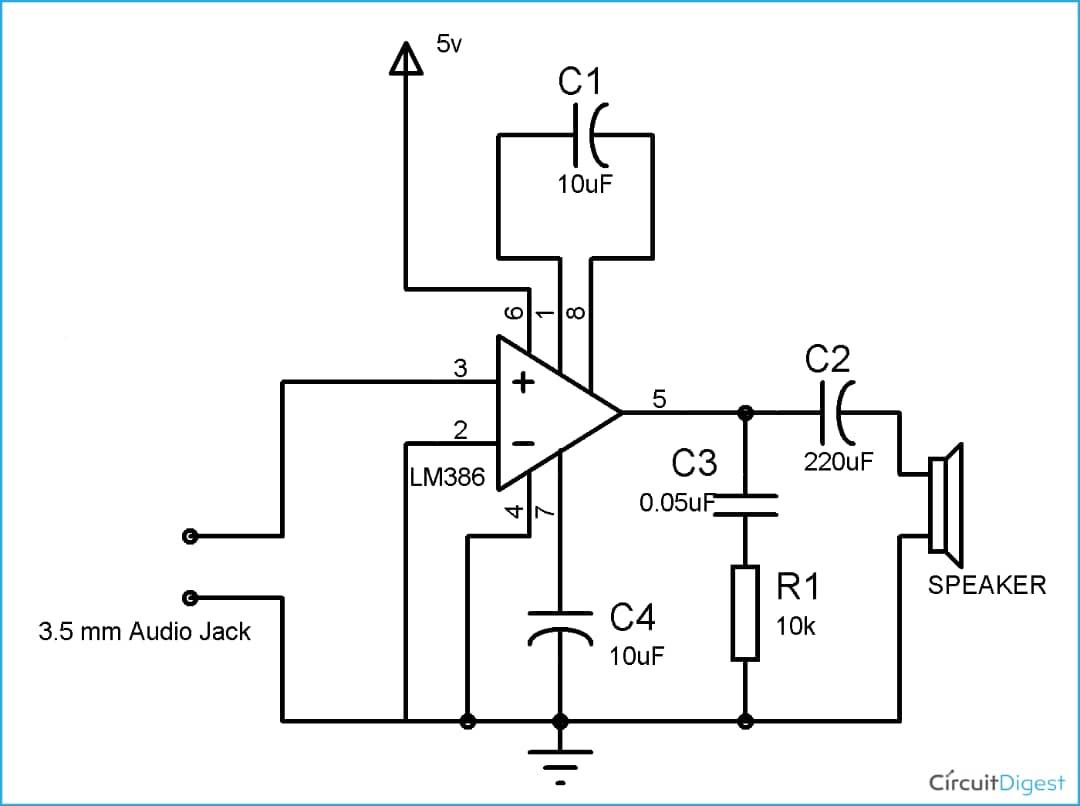 Solved: For The Speaker Schematic Diagram, Evaluate The Fu...   Chegg.com   Speaker Schematic      Chegg