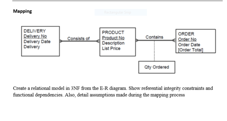 Solved: Mapping Angular Snip PRODUCT Product No Descriptio ... on