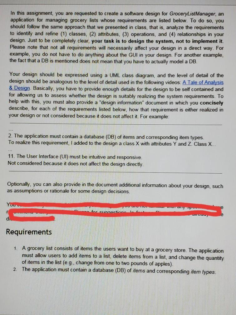 Solved Software Engineer Class Language Java I Need Help Chegg Com