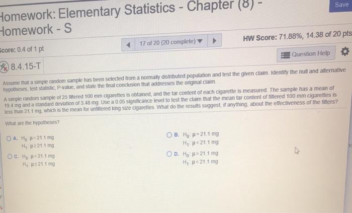 statistics math