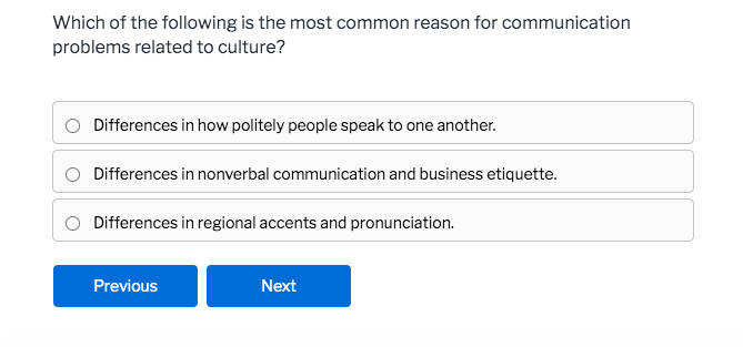 Solved Which Of The Following Is The Most Common Reason F Chegg Com
