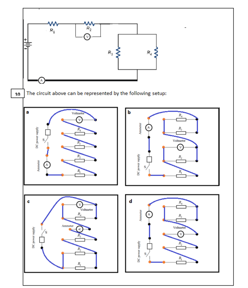 Solved: 7 What Happens To Total Resistance In A Circuit Wi... | Chegg.comChegg