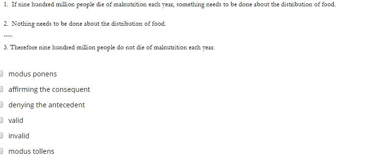 1  If Nine Hundred Million People Die Of Malnutrit