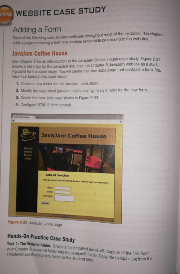 javajam coffee house case study 8
