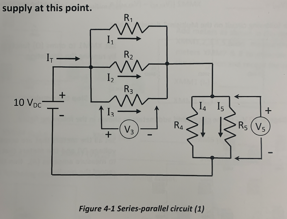 Solved: A. One Set Of Parallel Resistors In Series With An... | Chegg.comChegg