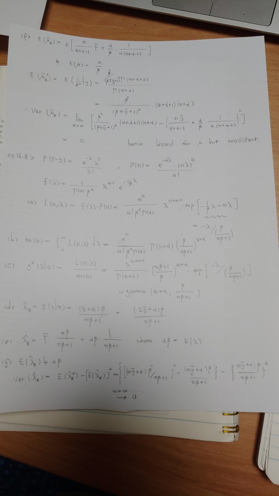 1   The Exercise Is From Mathematical Statistics W