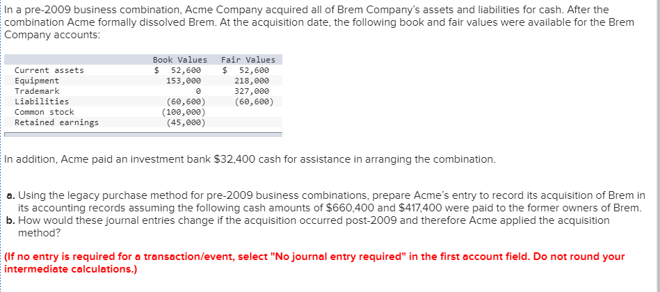Acme Dating Company