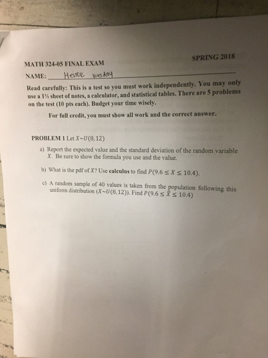 Work time pdf and formula