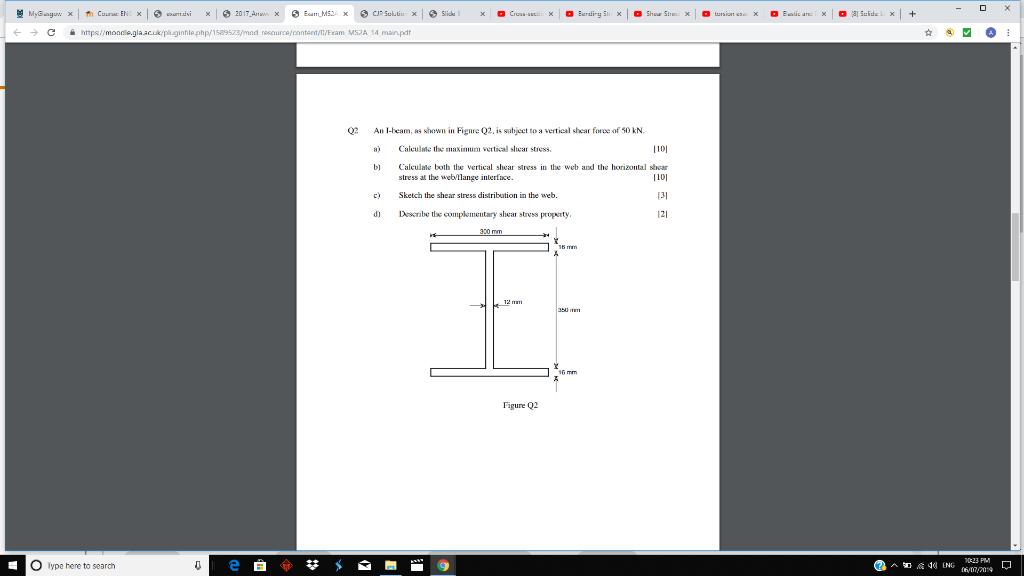 Solved: Cuurw EN X CIP Suluti X Slick O Furdirg Stx X | 20