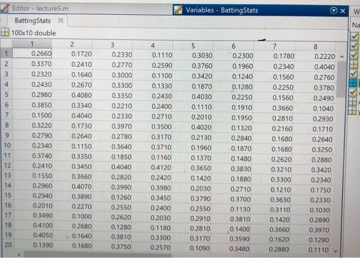 Solved: Solve With Matlab! Many Thankss Also This Is What