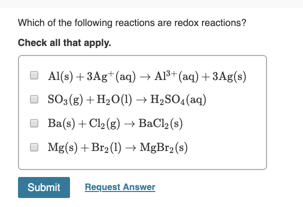 Balancing Redox Reactions - Introductory Chemistry - 1st Canadian...