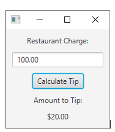 tipping calculator