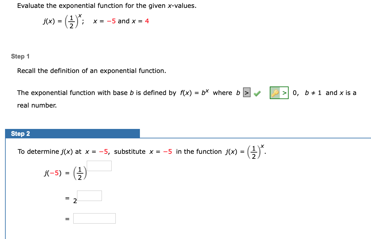 Solved: Use A Calculator To Evaluate The Exponential Funct...   Chegg.com