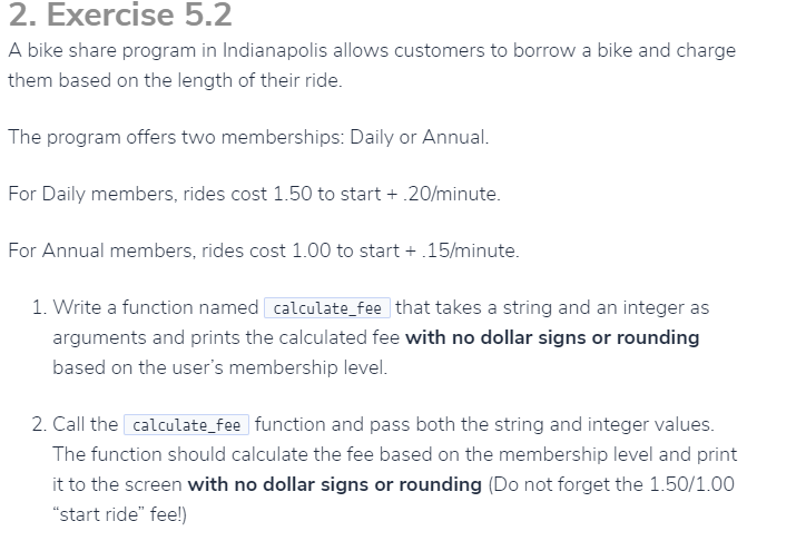 2  Exercise 5 2 A Bike Share Program In Indianapol
