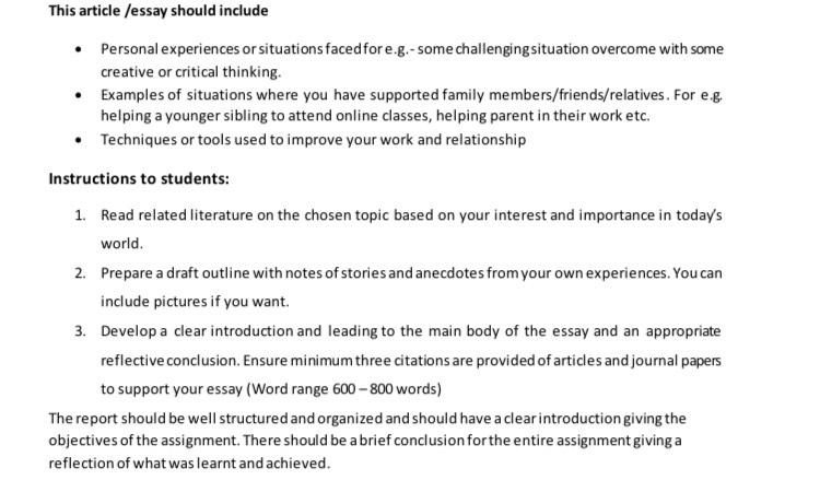 Essay on life skills and core skills how to write a budget for a grant proposal