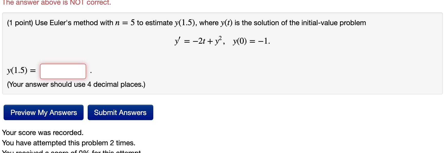 Calculus Recent Questions | Chegg com