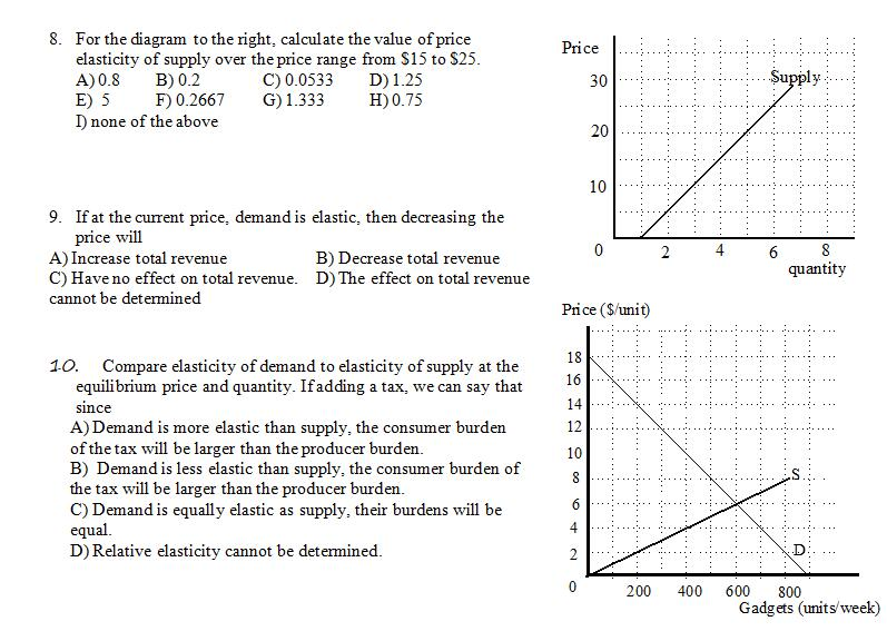 Solved Price 8 For The Diagram To The Right Calculate T