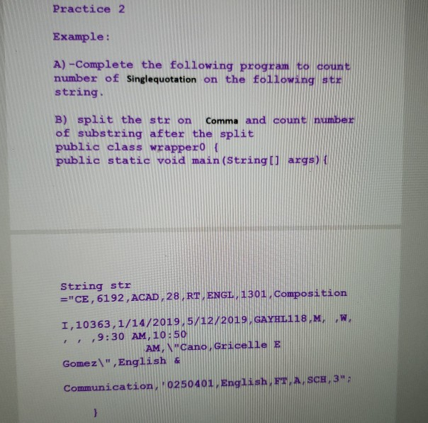 Solved Practice 1 Import Javax Swing Joptionpane Public