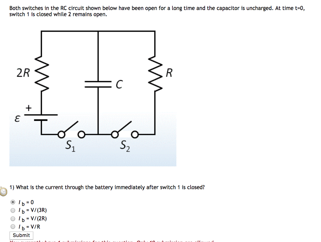 Rc Switch Circuit Diagram