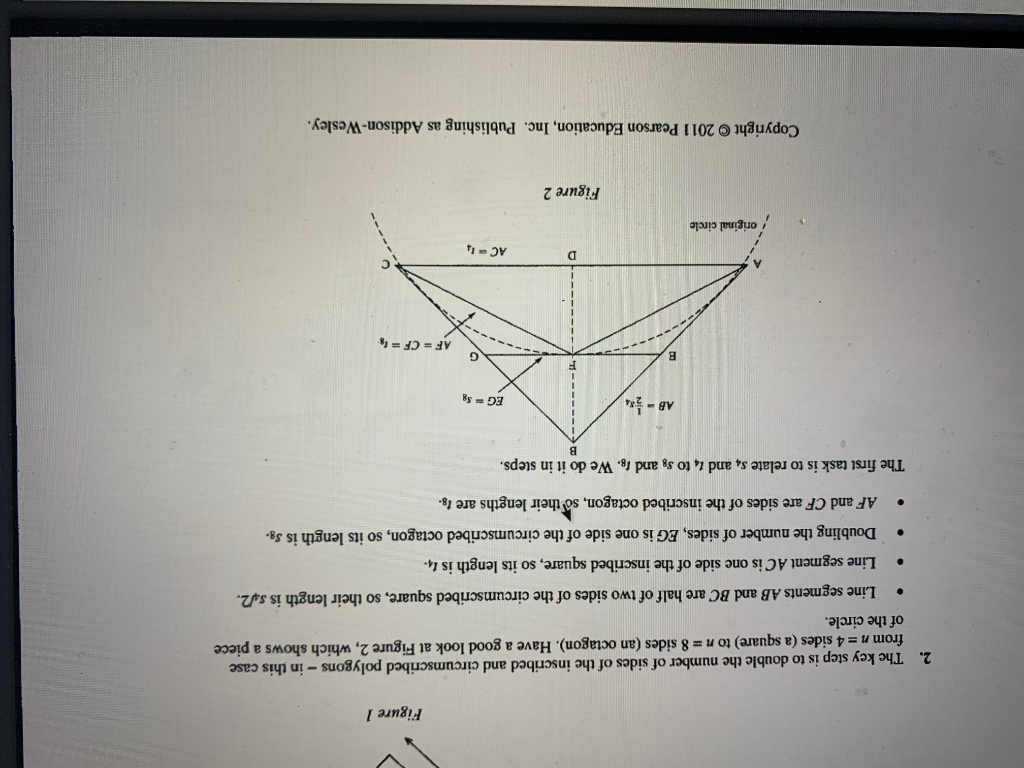 Solved: Figure 1 2  The Key Step Is To Double The Number O