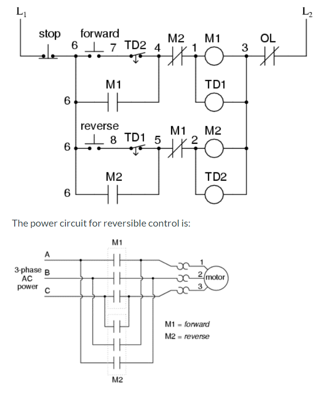 Draw An Schematic Diagram (power And Control Circu...   Chegg.comChegg